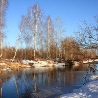 Пришла весна на Урал :: Нэля Лысенко
