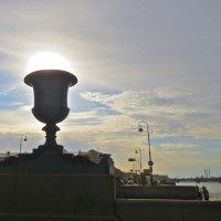 ваза с солнцем :: Елена
