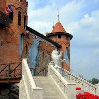 Замок Нессельберг :: Сергей Карачин