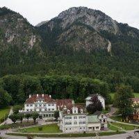 Тихое утро в Альпах... :: Алёна Савина