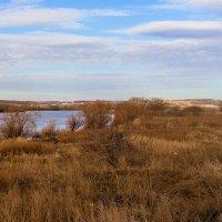 На реке весной.. :: Юрий Стародубцев