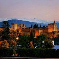 Гранада. Альгамбра. :: Тиша