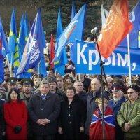 На Соборной  18-го марта! :: Владимир Шошин