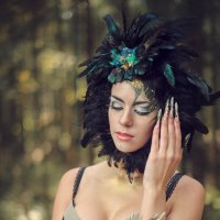 Лесная Герцогиня :: Anastasiya Filippova