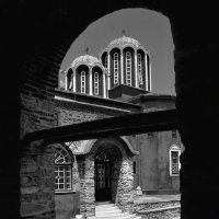 Св. монастырь Пантократор :: Вадим Кудинов