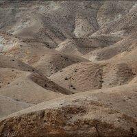 Горы пустыни Негев 2 :: Юрий Васильев