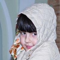 Эти детские глазки полны счастья и ласки :: Наталья Понурко