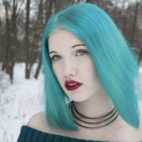 Зимняя фея :: Любовь Мороз