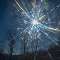 Разноцветный белый свет :: Svetlana AS