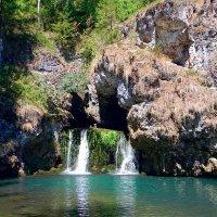Водопад Атыш. :: Вера Щукина