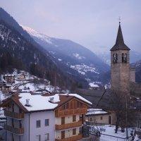 Альпийское утро, Южный Тироль (Италия) :: Виктор Семенов