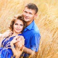 Алена  и Макс :: Елена Барачевская