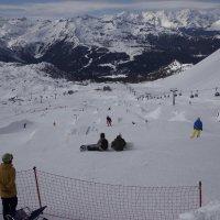 """""""Ursus Snowpark"""" в Мадонна ди Кампильо (Италия) :: Виктор Семенов"""