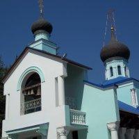 Купола церкви в Адлере :: Владимир Ростовский