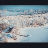 Зима :: Роман Ра