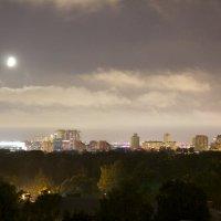 ночь над городом :: Andrey Ivanov