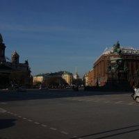 Исаакиевская площадь :: Валентина Папилова
