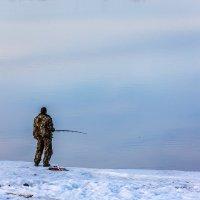 Весенняя  рыбалка :: Юра Викулин