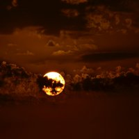 Вечерний закат в Израиле :: Eddy Eduardo