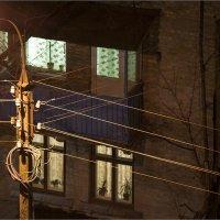 Ночные окна :: Юрий Васильев