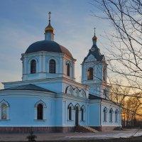 Церковь Рождества Пресвятой Богородицы. :: Юрий Шувалов