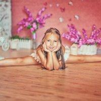 гимнастка :: Лидия Савинова