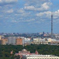 Мой город :: Valeriy(Валерий) Сергиенко