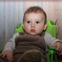 Я на стульчике сижу. :: Anatol Livtsov