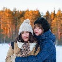 подружки :: Наталья Ерёменко