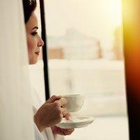 Утренний кофе :: Сергей Щеглов