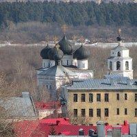 Весенняя панорама Вятки :: Сергей Трусов