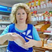 В продовольственном магазине :: Валерий Талашов