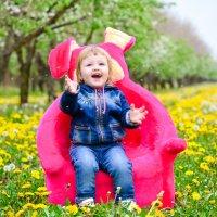 Дети всегда готовы к чуду. :: Ксения Заводчикова