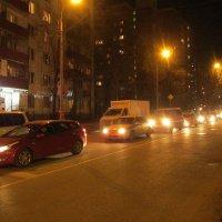 Лишь вечером я разглядел затмение солнца :: Андрей Лукьянов