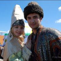 С весенним праздником - Наурыз! :: Anna Gornostayeva