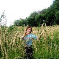 Ах, как хорошо летом! :: Елена Семигина