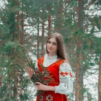 Настенька :: Анастасия Лаптева