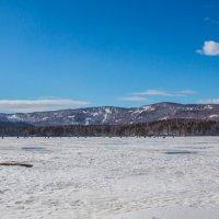 Панорама Вишнёвых гор.... :: игорь козельцев