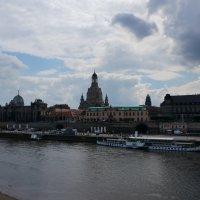 Лето в Дрездене :: Алёна Савина