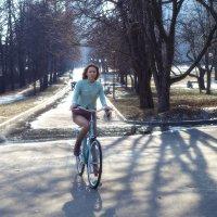 Надежды и любви полна, проснулась юная весна... :: Ирина Данилова