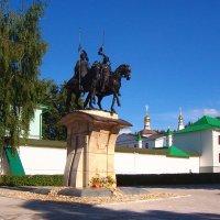 Памятник Борису и Глебу :: Grey Bishop