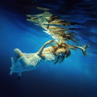 Blue water :: Дмитрий Лаудин