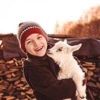 Ребятки и козлятки :: Galina Zabruskova