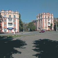 Сталинские дома :: petyxov петухов