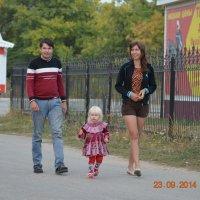 Два поколения! :: Василий Бойко