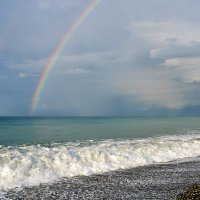 двойная радуга :: Galina
