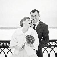 Зимняя свадьба :: марина алексеева