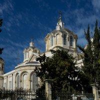 Свято-Троицкий собор (Иерусалим) :: Александр Григорьев