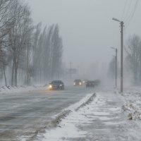 Зимняя дорога :: Константин Бобинский