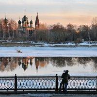 Весна, тихий вечер :: Николай Белавин